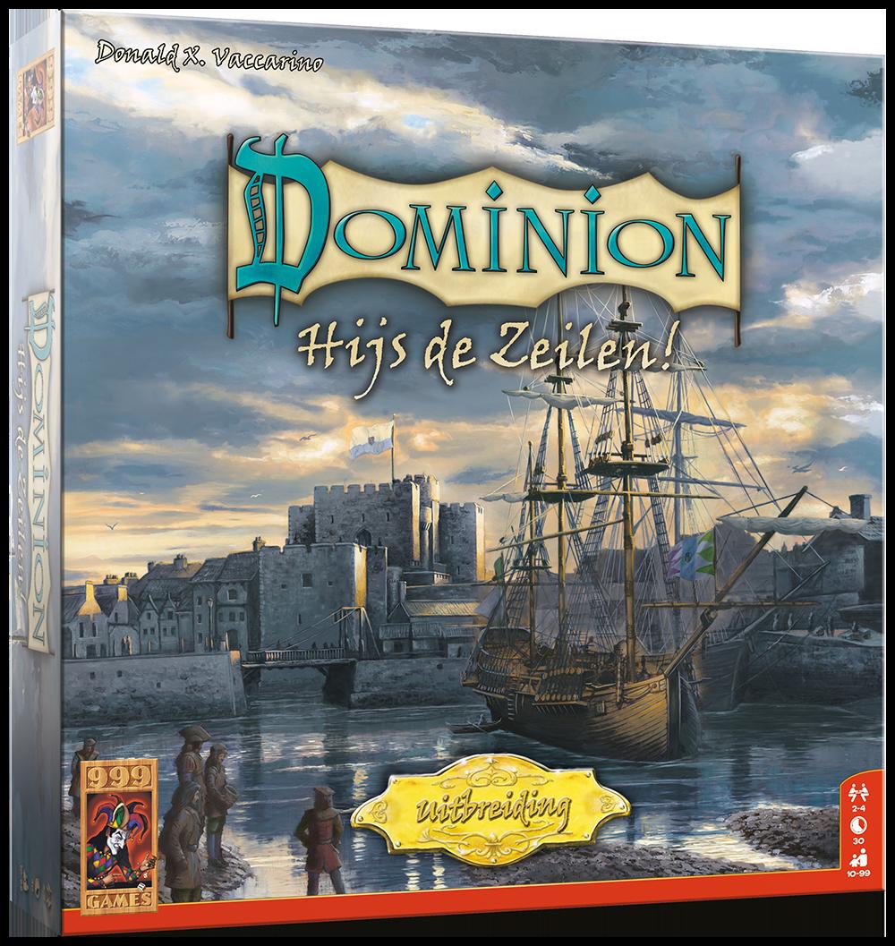 Dominion Uitbreiding Hijs de Zeilen kopen? U vindt de beste deal op Bordspel-Kopen.nl.