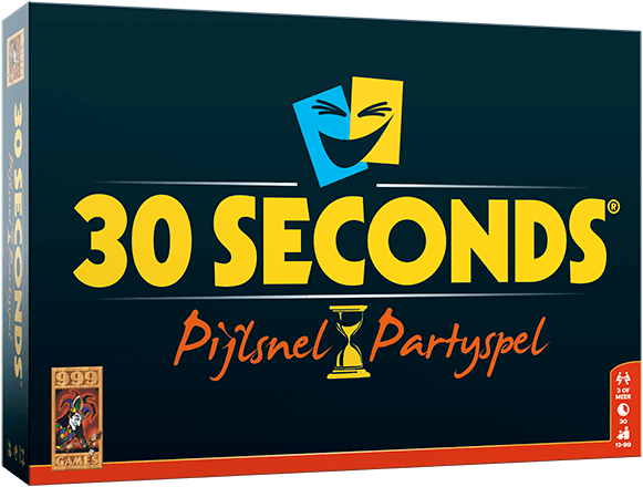 Het 30 Seconds Basisspel kopen? Scoor de beste deal op Bordspel-Kopen.nl