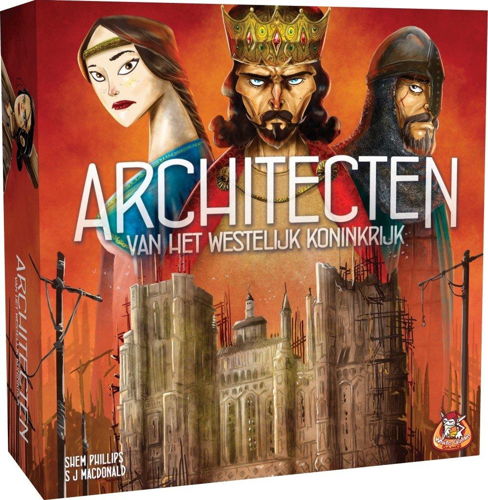 Architecten van het westelijk Koninkrijk bordspel kopen? Scoor hier de beste deal.