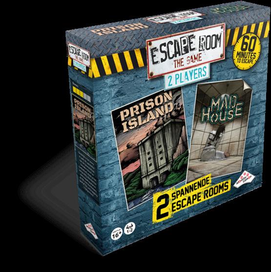 Escape Room The Game kopen? Scoor de beste deal op Bordspel-Kopen.nl!