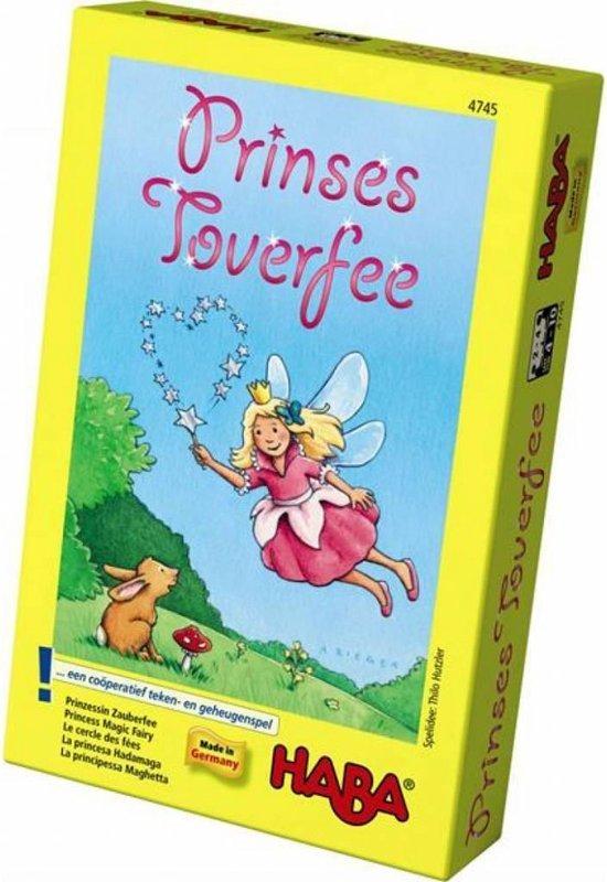 Prinses Toverfee kopen? Scoor de beste deal op Bordspel-Kopen.nl!